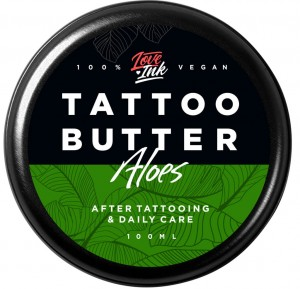Krem do Tatuażu Aloes - Tattoo Butter Aloes 100ml